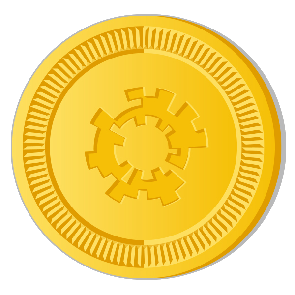Gold Coins For Financial Support